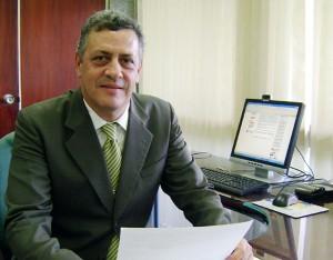 Maurici: representante latino em organização internacional